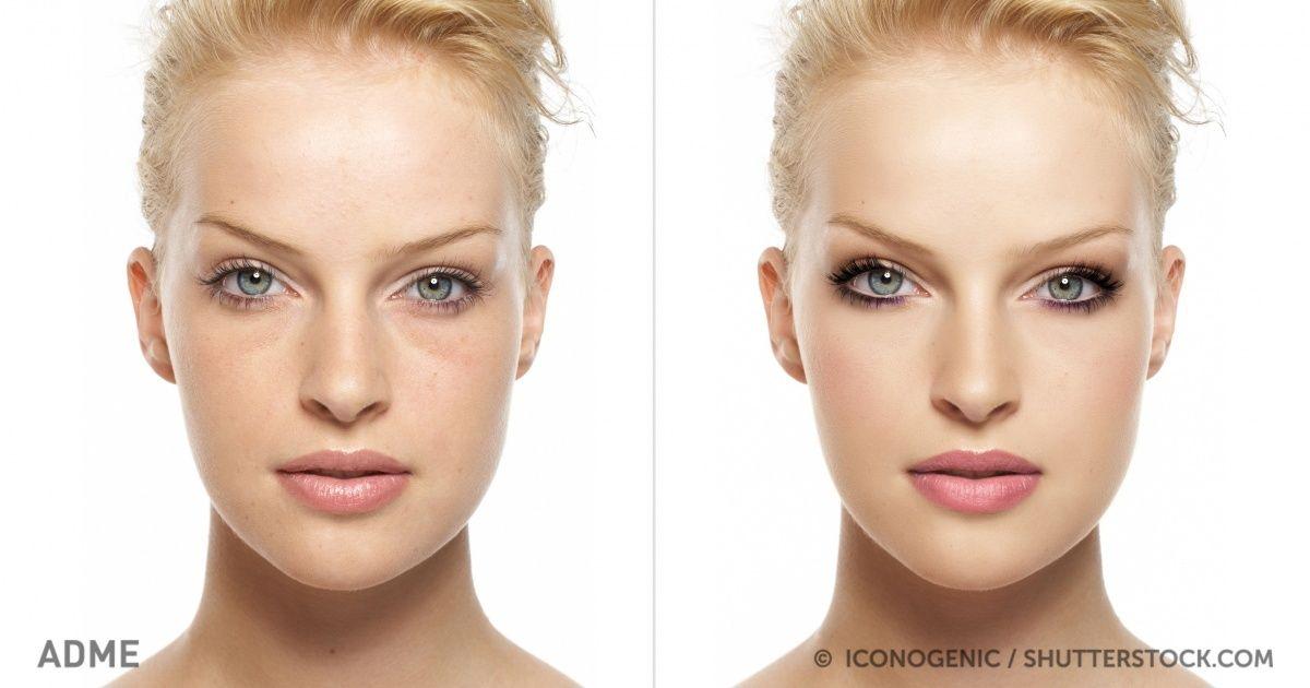 9идей безупречного макияжа накаждый день