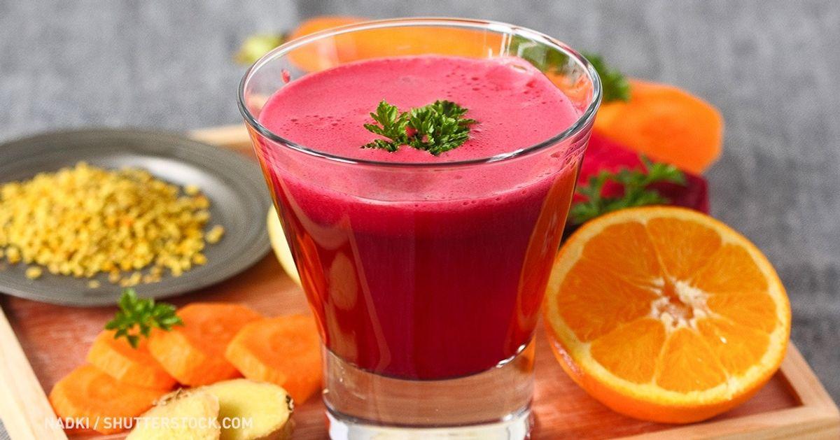 7витаминных напитков, чтобы поймать весеннее настроение