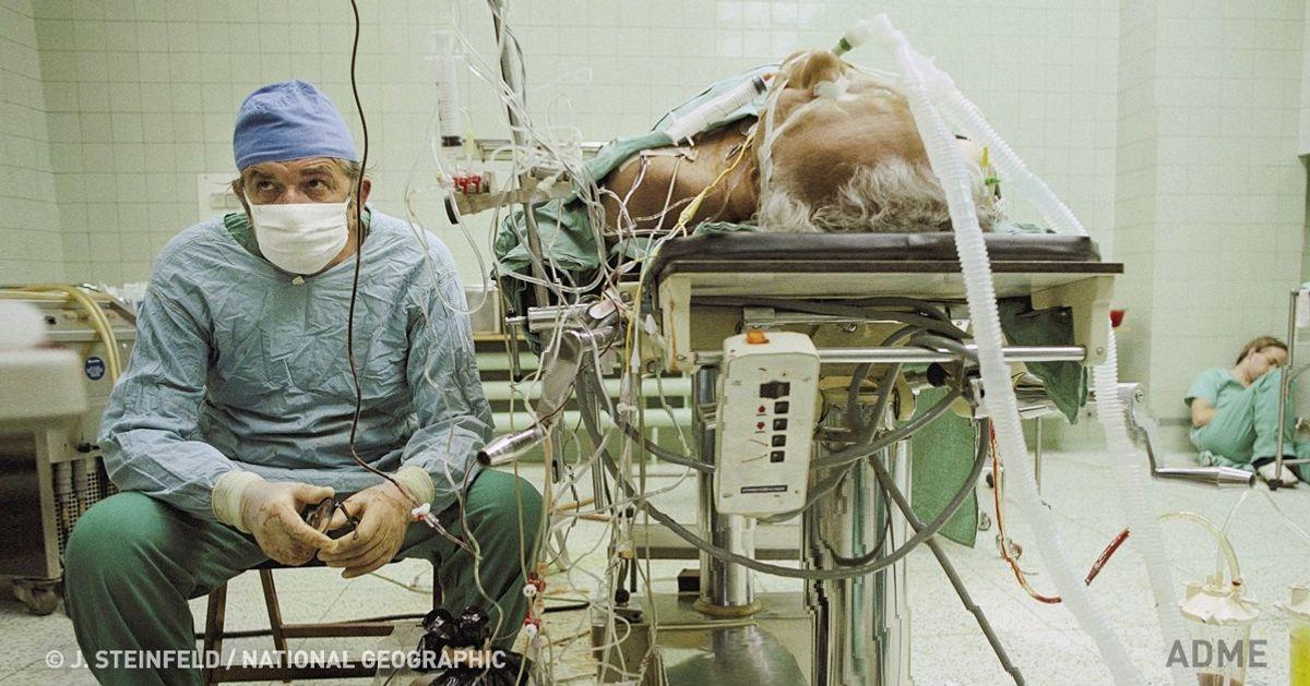 «Если воВселенной есть справедливость— для врачей должен быть отдельный рай»