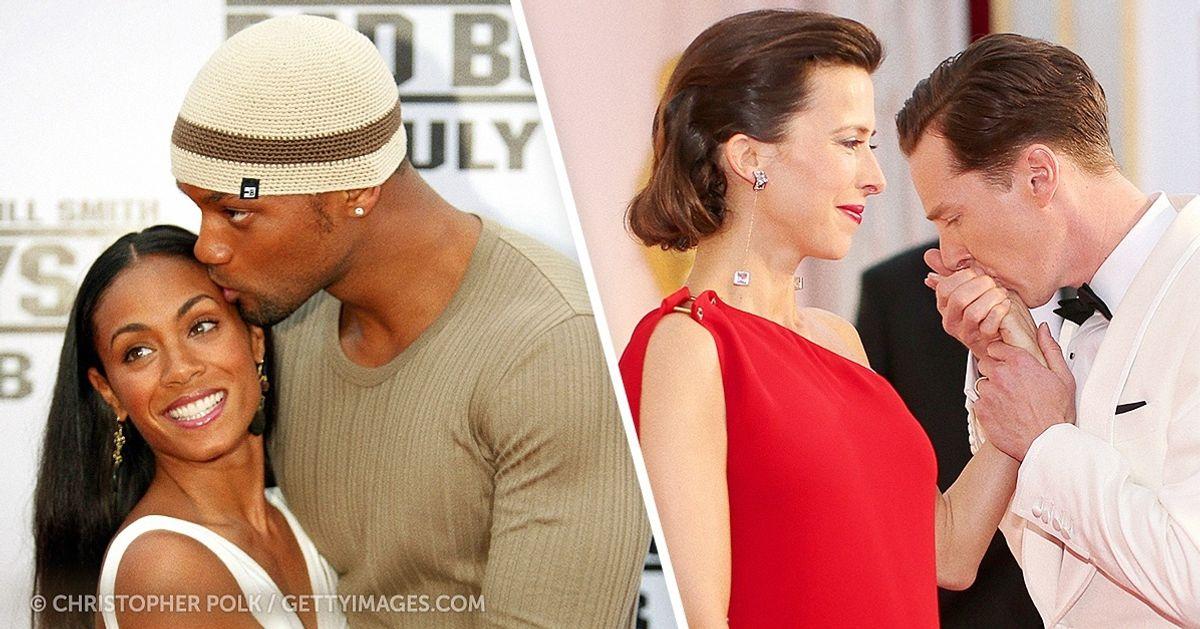 15пар, доказавших, что Голливуд тоже умеет любить