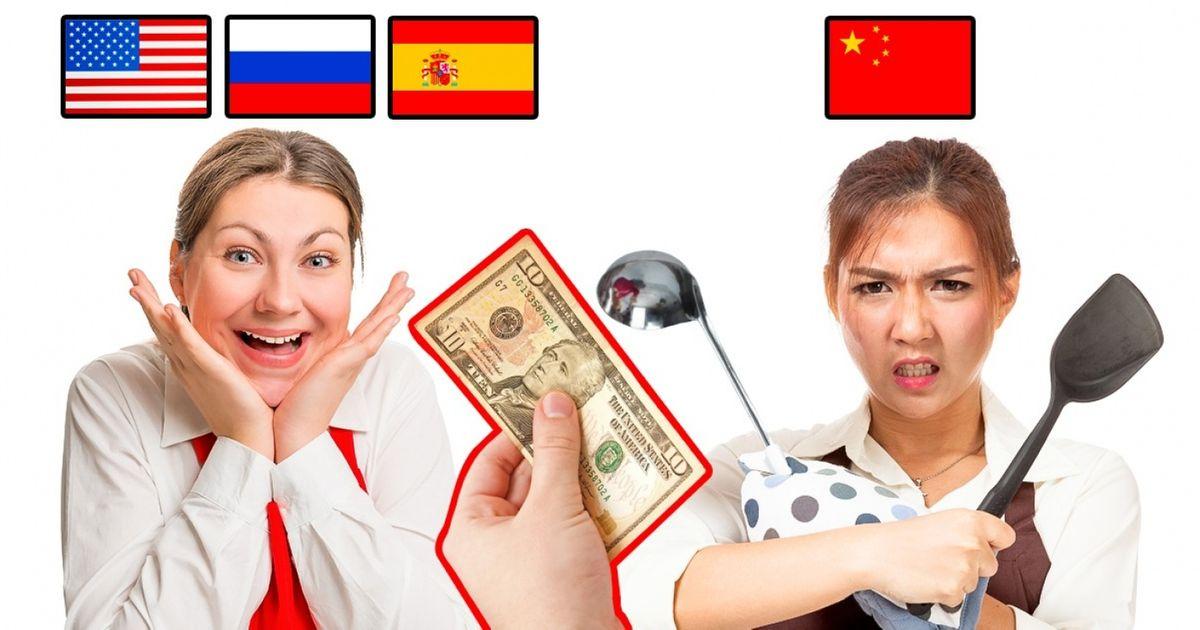 12сюрпризов, которые поджидают туристов вКитае