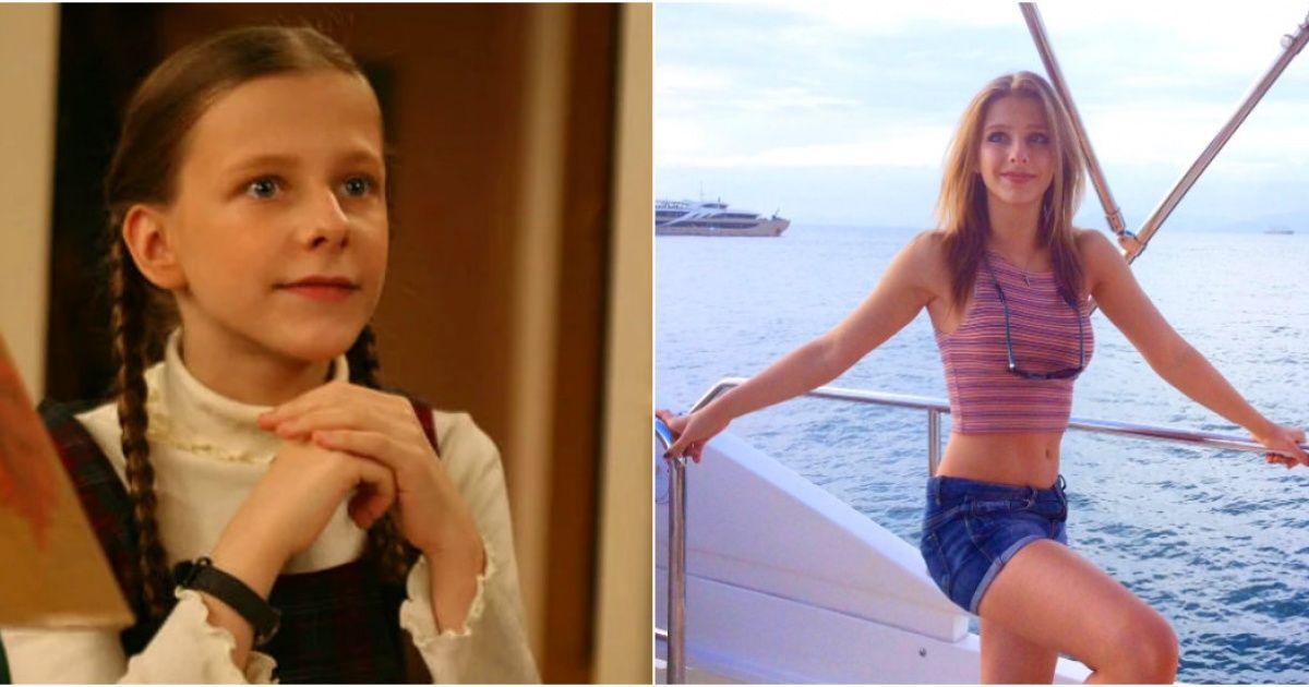 15фотографий знаменитых детей, которые так быстро повзрослели