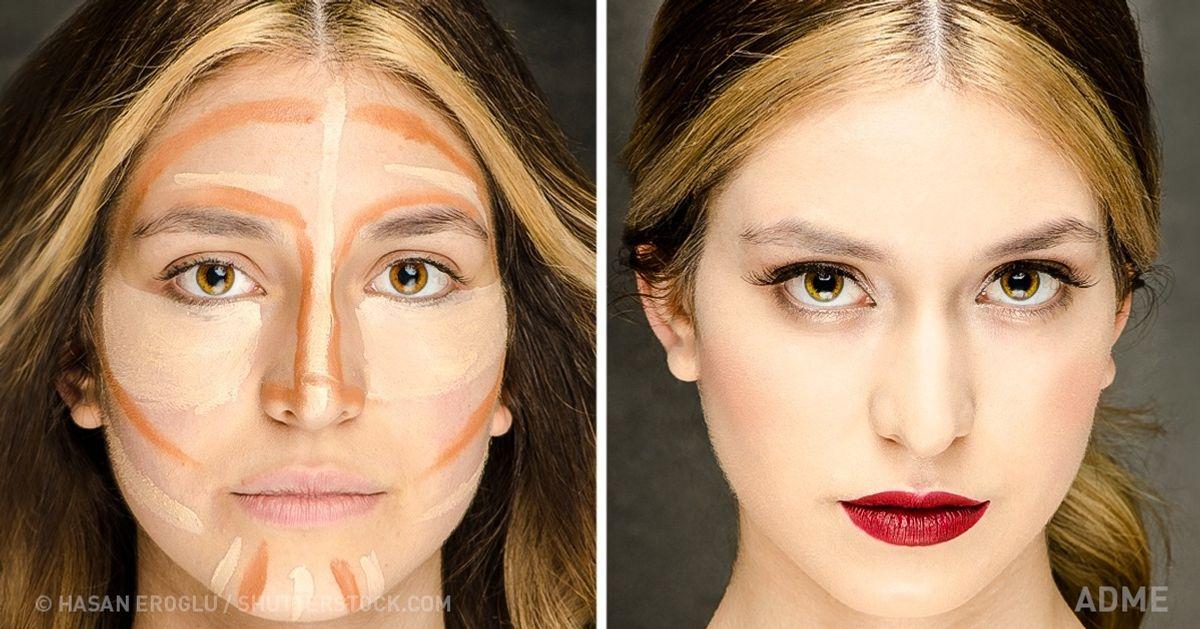7необычных трюков для макияжа