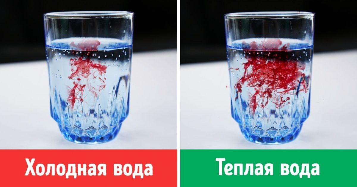 4причины пить теплую воду вместо холодной