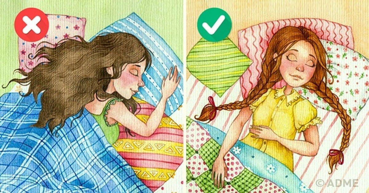 15ошибок, которых нужно избегать, чтобы сохранить здоровье волос