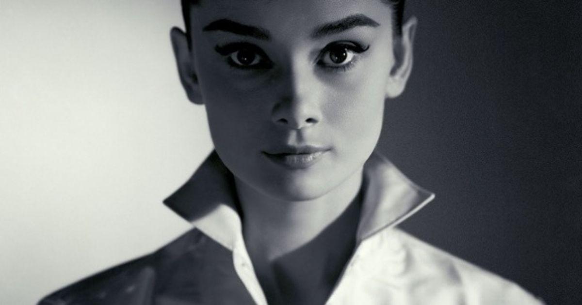 20 редких фотографий неподражаемой Одри Хепберн