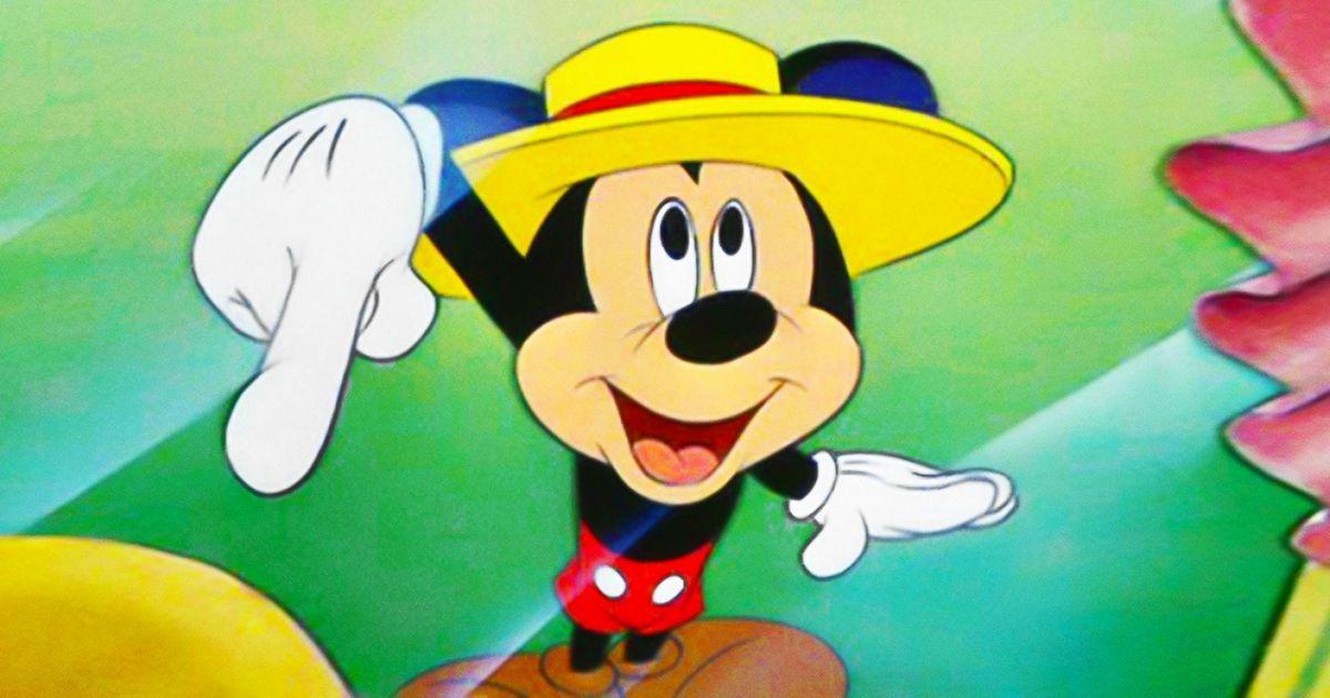 Почему герои мультфильмов Диснея носят белые перчатки