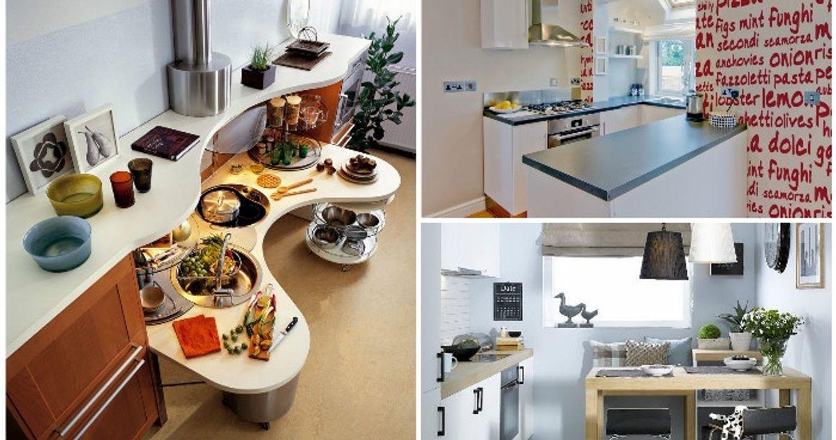 20идей для маленькой кухни, вдохновляющих насмелые эксперименты