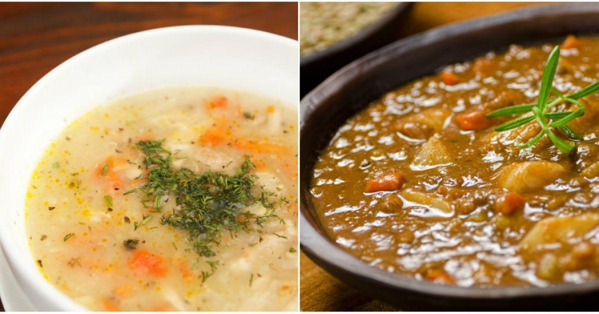 10вкусных супов, которые помогут вам чувствовать себя уютнее этой зимой