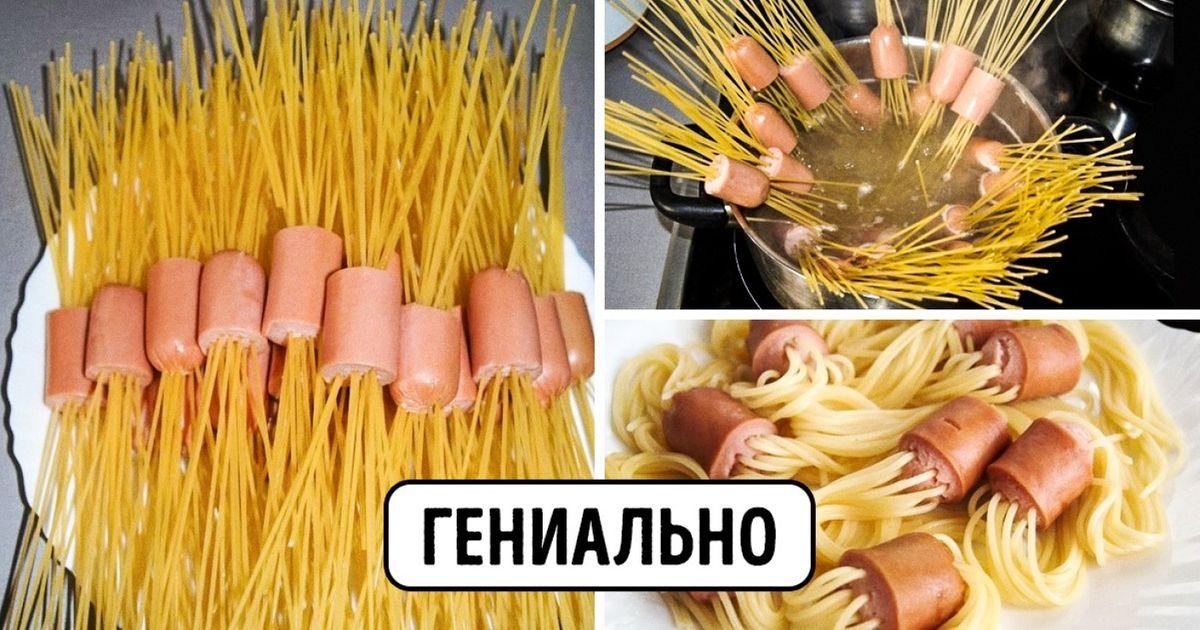 6легких рецептов для готовки сдетьми