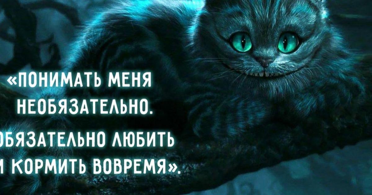 30мудростей Чеширского Кота