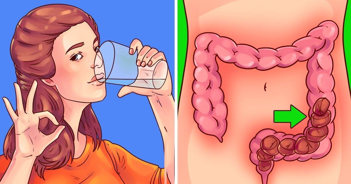12признаков, что мыпьем слишком мало воды
