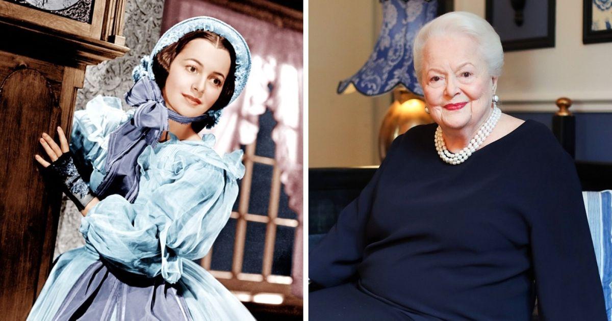 Звезда фильма «Унесенные ветром» отпраздновала 100-летний юбилей