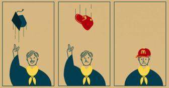 15иллюстраций отсамого циничного художника