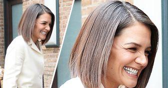 20+ звездных женщин, которые не вздрагивают при виде нового седого волоска