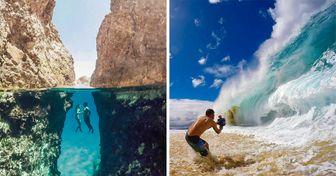 20+удачных фотографий, раскрывающих всю красоту нашего мира