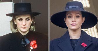 13 случаев, когда Меган Маркл списала образ у принцессы Дианы и сделала это на пять с плюсом