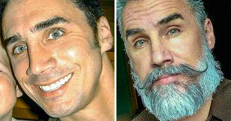 20фото, доказывающих, что борода меняет все