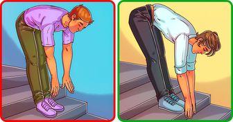 10 простых упражнений, с помощью которых вы можете оценить свою физическую форму прямо сейчас