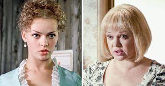 9 отечественных актеров, которых вы вряд ли видели молодыми. А они были еще теми красавцами и красотками