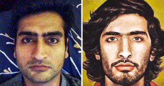 Приложение отGoogle найдет вашего двойника среди портретов вгалереях всего мира