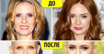 10актрис, которые ради роли лишились главного атрибута женской красоты