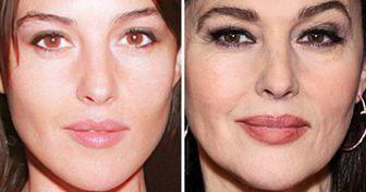 24 фото звезд, которые покажут, какие следы оставило время на их лицах