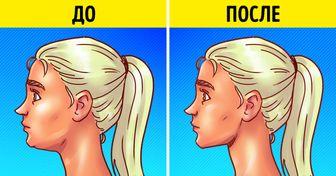 5 быстрых лифтинг-упражнений для лица, которые заменят вам поход к косметологу