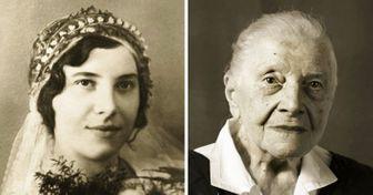 Фотограф снимает людей, проживших больше века, ивэтих кадрах вся сила времени