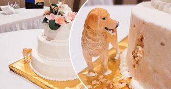 15+ свадебных тортиков, которые запомнились гостям больше, чем само торжество