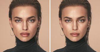 Как выглядели бы 13 знаменитостей без своей изюминки внешности