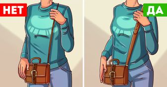 9 хитростей для выбора сумки, от которой у вас не будет болеть спина