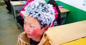 Для «ледяного мальчика», который пришел сдавать экзамен несмотря намороз, собрали $450тыс.