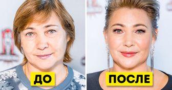 15+ героинь, которых полностью преобразила передача «Модный приговор»