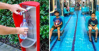 22 мощные дизайнерские идеи, которые способны изменить город до неузнаваемости