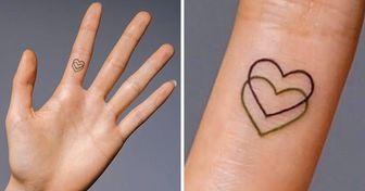 20+ татуировок, которые будут круто смотреться на ладонях