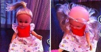 17странных игрушек, дизайнеры которых явно неслишком любят детей