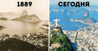 13фотографий городов тогда исейчас, которые показывают, насколько теизменились