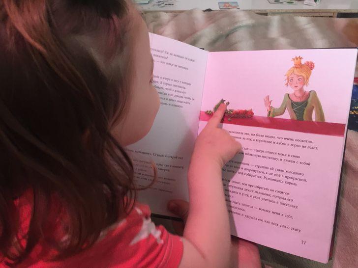 11 веских причин, почему я перестал читать своей дочке популярные сказки