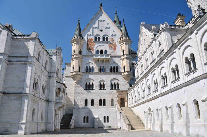Самый красивый замок, который якогда-либо видел