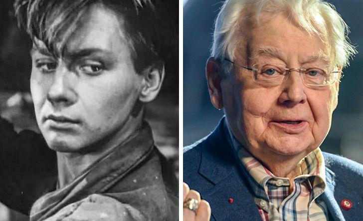 Посмотрите, как выглядели 19 советских актеров в своих первых ролях