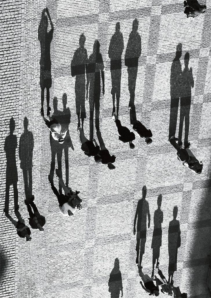 Эти 18мощных фото заставят вас поверить, что цвет неглавное