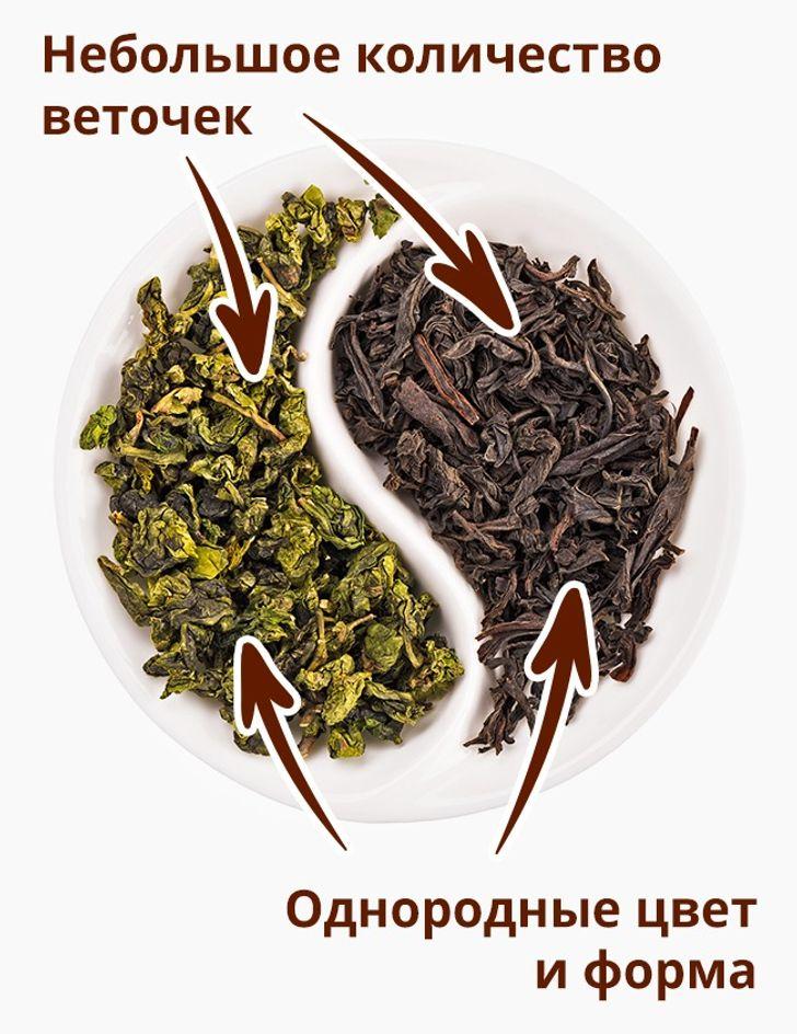 Несколько секретов, которые помогут избежать обмана при выборе чая