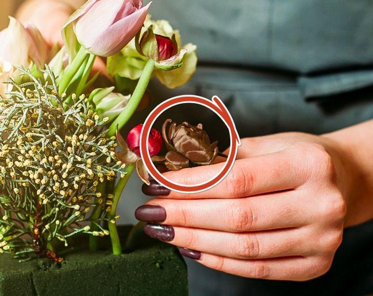 10способов сохранить цветы ввазе свежими надолго