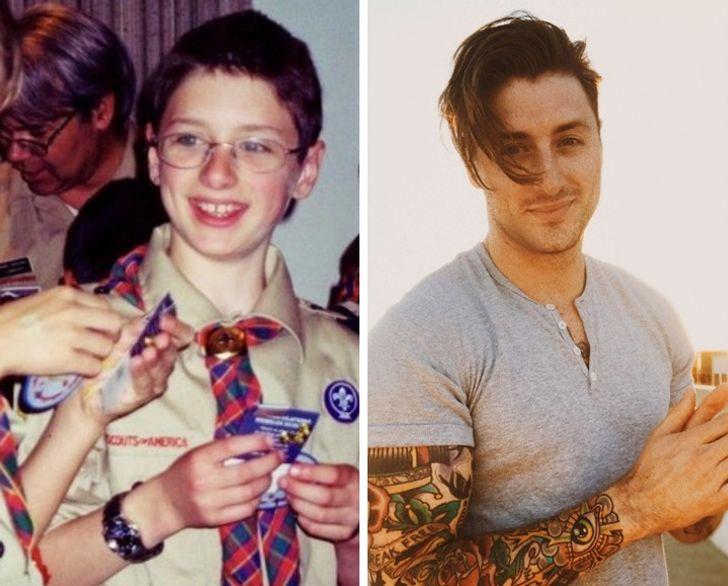 15человек, которые признали, что переживания из-за внешности вподростковом возрасте были лишними