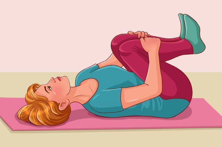10 упражнений на растяжку, которые помогут расслабить спину после трудного рабочего дня