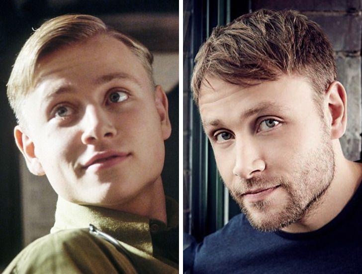 20 актеров из Европы, при виде которых сердце тает, как эскимо в 30-градусную жару