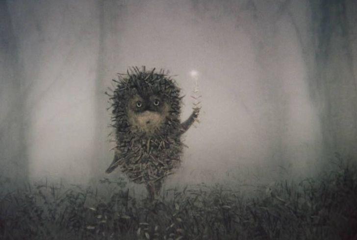 Как снимали «Ежика в тумане» — мультфильм, который признали лучшим  анимационным фильмом всех времен и