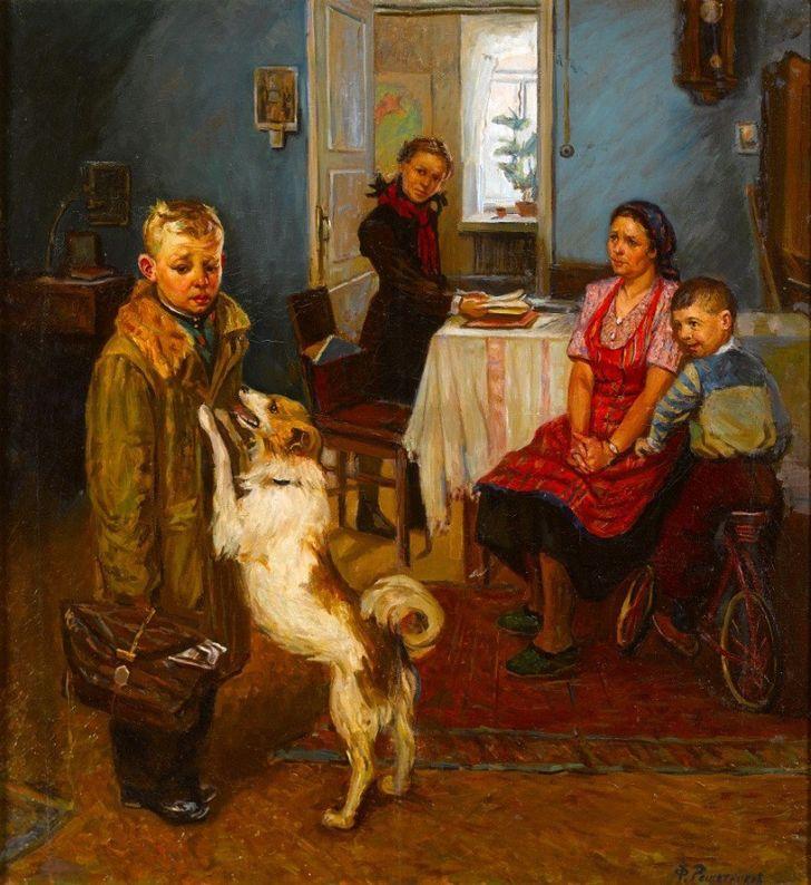 Кем были в реальной жизни дети, чьи лица смотрят на нас с известных картин