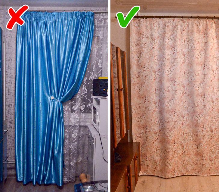 16 привычных вещей, из-за которых любая комната становится меньше на глазах
